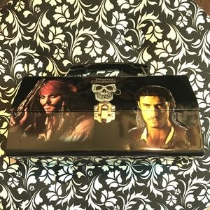 SALE Pirates of the Caribbean Lunch Box
